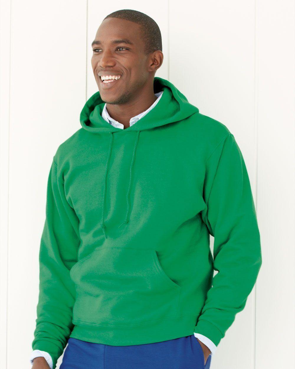 JerZee HOODIES BLANK BULK LOT Farbes Weiß 996MR Plain S-XL Wholesale Hooded 996