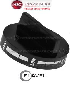 FLAVEL-REGENT-BLACK-MODEL-FRGCN0MN-GAS-FIRE-CONTROL-KNOB-B-63520-OR-63520