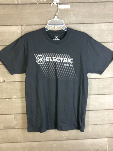 Electric 531 Black Electric Run T Shirt Women's M