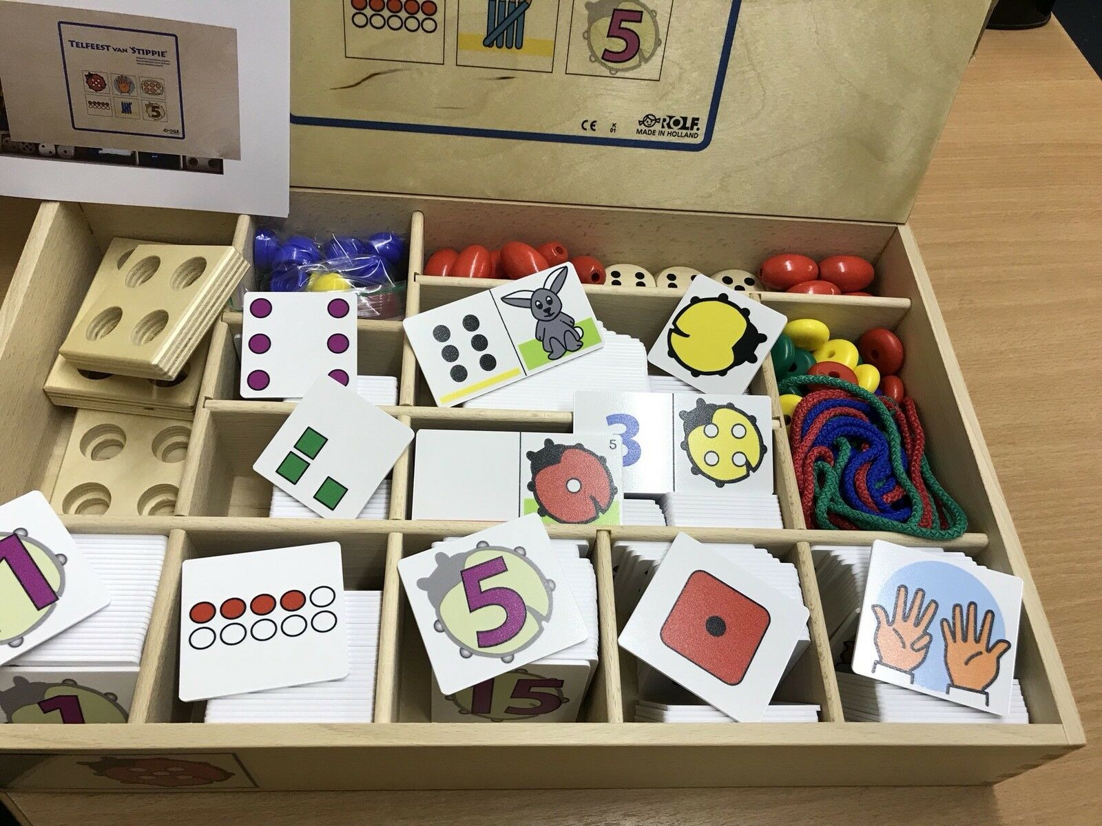Dottie's Counting Party • Early Years Maths Set •