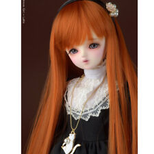 White Eiteli Fan Dollmore common size doll accessory MSD /& SD