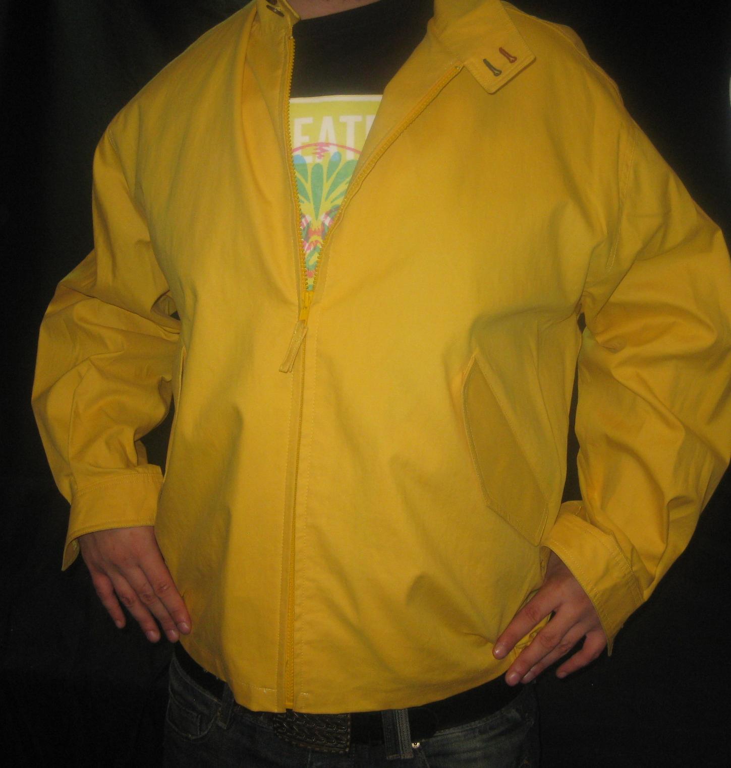 Traje Chaqueta Caballero Justo Gimeno yellow size XL - Nuevo