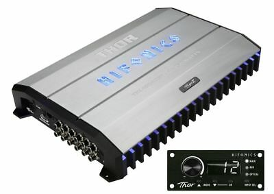 Agressief Hifonics Thor Dsp Amp Trx-4004dsp