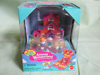 Brand In Box Vintage Polly Pocket Animal Wonderland Dog House Mattel