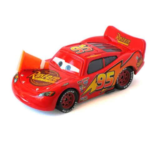 Disney Pixar Cars Die-Cast 1:55 Scale Lightning McQueen Vehicles Pick a style