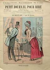 Petit Journal pour Rire n°126 - Joli mois de mai par Mars - Gautier