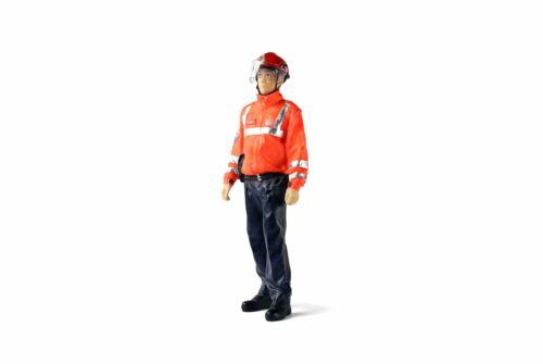 TINY Hong Kong 06 version 1//18 Ambulanceman rescue series Resin Figure Model