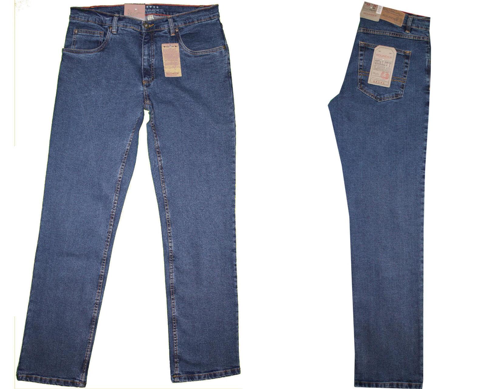 rounder by stooker herren stretch jeans hose topangebot ebay. Black Bedroom Furniture Sets. Home Design Ideas