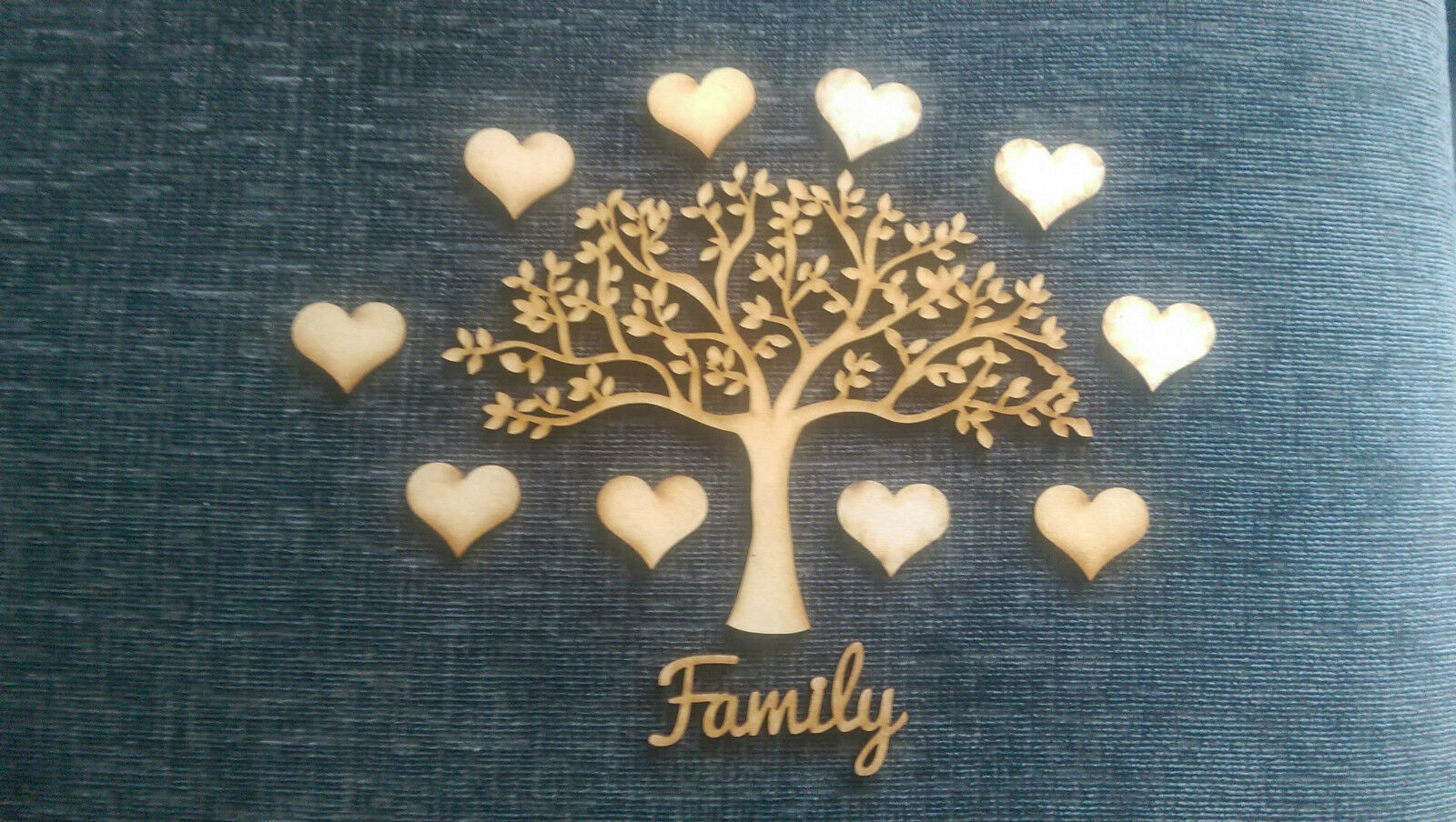 Family Tree Kit Set Maker Root 3mm Wooden Craft Blank Blank Blank Wedding Scrapbooking 9b30fe
