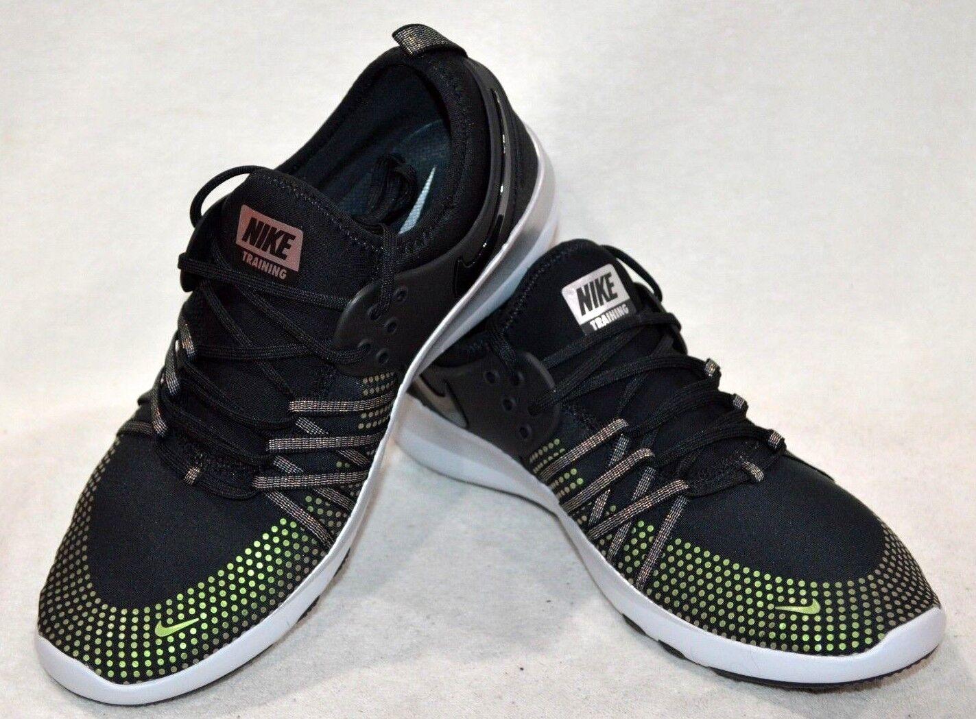 Nike Free Tr 7 MTLC Negro Negro Negro Platino Para Mujer Zapatos de entrenamiento-Tamaño 8.5 9 11 Nuevo Con Caja  Ahorre 60% de descuento y envío rápido a todo el mundo.
