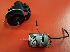 Losi Mini Rock Crawler 1/18 motor and transmission vaterra slickrock