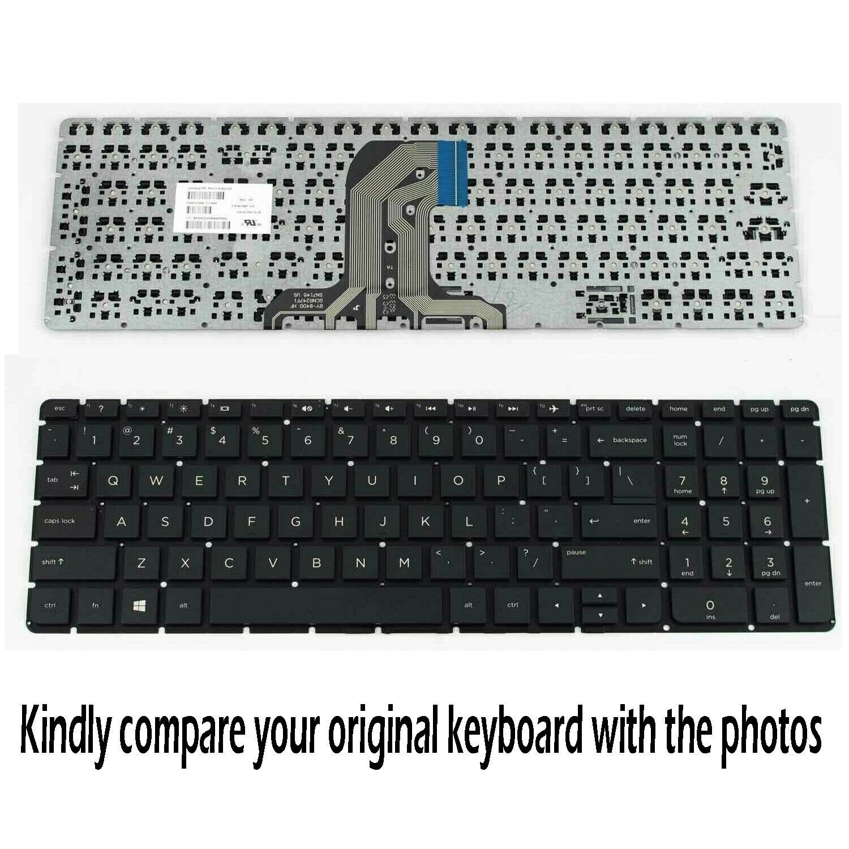 New Original Keyboard for HP 15-AC/15-AY/15-AF/15-AJ/250/255/ TPN-C125 TPN-C122