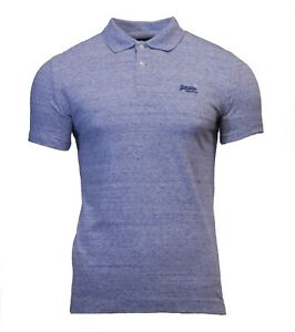 Camisa-de-manga-corta-para-hombre-Orange-Label-Nuevo-Polo-Jersey-camiseta-cuello-azul-de-cielo
