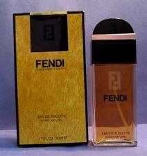 Fendi edt 1.7 oz 50 ml Vintage Eau de Toilette New in Box NIB Discontinued