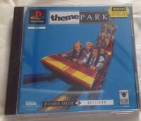 Theme Park For PlayStation 1