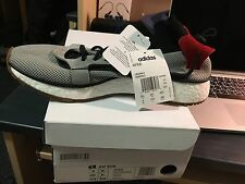 AW RUN SHOES Color Multi Solid Grey / Black Size US9 Alexander Wang X Adidas