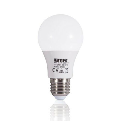 LED Leuchtmittel A60 9,5W E27 806lm dimmbar Energiesparlampe