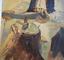 Gemaelde-Aquarell-Mann-mit-Pfeife-signiert-um-1915 Indexbild 3
