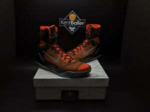 Nike-Kobe-9-Elite-Sequoia-UK-11-5-US-12-5-Brand-New-With-Box-Basketball