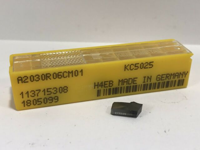 KENNAMETAL LT-16NR 20UN-CB New Carbide Threading Inserts Grade KC5025 10pcs