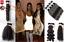 Brazilian100-Human-Hair-Virgin-Remy-Bundle7A-Straight-Body-Deep-Loose-Bohe-100g thumbnail 1