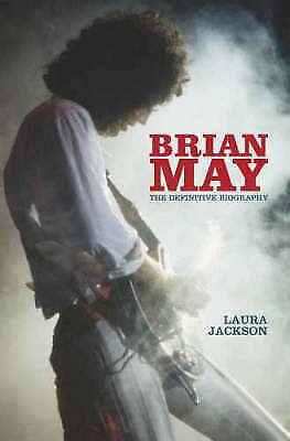 Brian May: The Definitive Biography-ExLibrary