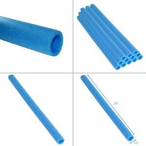 "44 Inch Trampoline Pole Foam sleeves Set of 12 fits for 1.5/"" Diameter Pole"