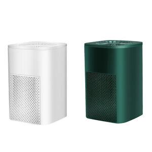 Car Air Purifier Cleaner Negative Ion USB Mini Home Vehicle Air Freshener
