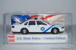 Busch-1-87-47685-Chevrolet-Caprice-ARKANSAS-OVP-21071