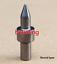 Nouveau 1pc Type Plat M10 flowdrill thermique friction Hot Melt court Drill Bit