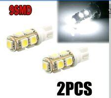 Brand New Car & Bike 9 SMD LED White Headlight Parking Bulb Lamp 12V