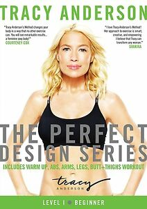 Image Is Loading Tracy Anderson The Perfect Design Series Beginners DVD