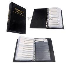 8500Pcs 170 Values 0805 SMD Resistor Assortment Sample Book Kit Set YAGEO RC0805