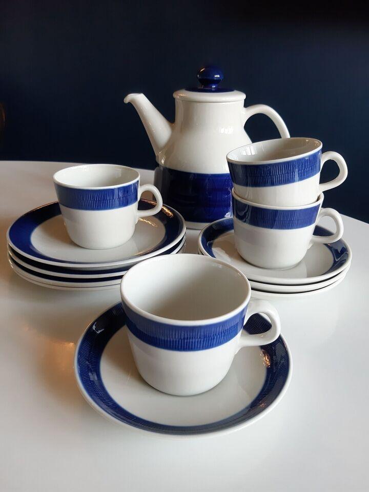 Porcelæn, Kaffeservice, Rörstrand