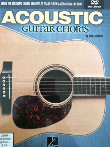 Acoustic Guitar Chords C.Johnson