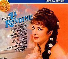 Puccini: La Rondine von Moffo, Sciutti | CD | Zustand gut