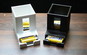 30x-AAA-Batteriespender-Akkuspender-Akkurutsche