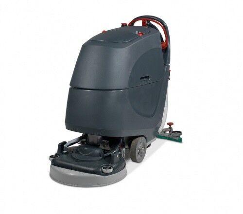 Numatic Battery Scrubber tgb6055/100t with Drive incl Padloc-Drift