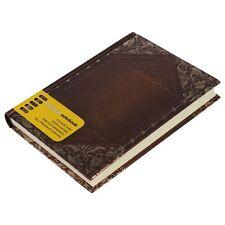 Retro Vintage Personal Notebook Diary Journal Organiser Book School Office CX