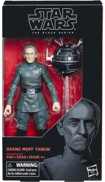 "Star Wars Authentic Black Series 6/"" Inch #63 Grand Moff Tarkin Loose Complete"