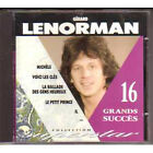 CD Gerard LENORMAN 16 grands succes Collection Superstar RARE