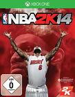 NBA 2K14 (Microsoft Xbox One, 2013, DVD-Box)