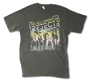 Strange Crew Tour Youth T-Shirt All-American Rejects