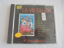 La Vie Du Rai - (cheb Khaled, Cheb Mami ...) - CD