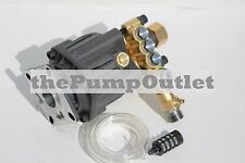 "2700 PSI Mi-T-M Axial Pressure Washer Pump 3/4"" Replacement CAT General AR MITM"