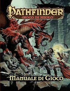 PATHFINDER-MANUALE-DI-GIOCO-Gioco-di-Ruolo-Italiano-Reprint