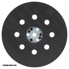 BOSCH PEX 12AE Sander 125mm BACKING PAD 0603310742 2608601902 582 #