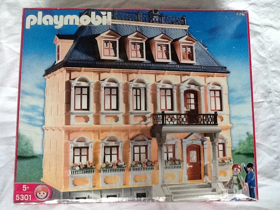 Playmobil nostalgie house 5301 7776 5300 5305 7411 neu  new