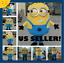 Adult-Size-Minions-Despicable-Me-Mascot-Costume-Halloween-Cosplay-New-US-SELLER thumbnail 1