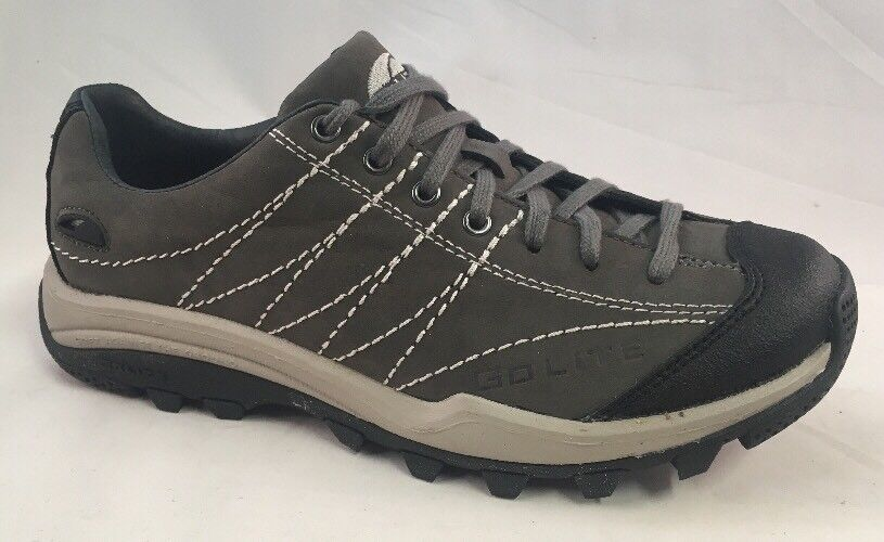 Go Lite Lime Lite Steel Womens Hiking Shoes 1006MP14